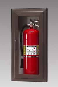 Fire Extinguisher Cabinets | West Virginia Fire Safety